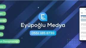 Eyüpoğlu Medya – Torbalı Web Tasarım