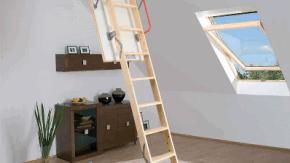 En Uygun Çatı Merdiveni