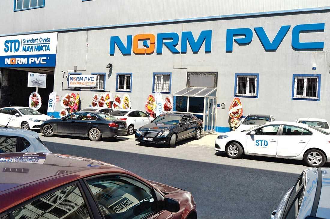 Norm PVC Aksesuarları San. Dış Tic. Ltd. Şti.