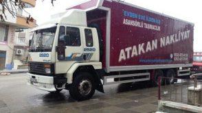 Ankara İçi Evden Eve Nakliyat Asansörlü