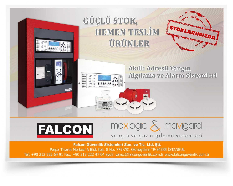 FALCON GÜVENLİK SİSTEMLERİ SAN VE TİC LTD.ŞTİ
