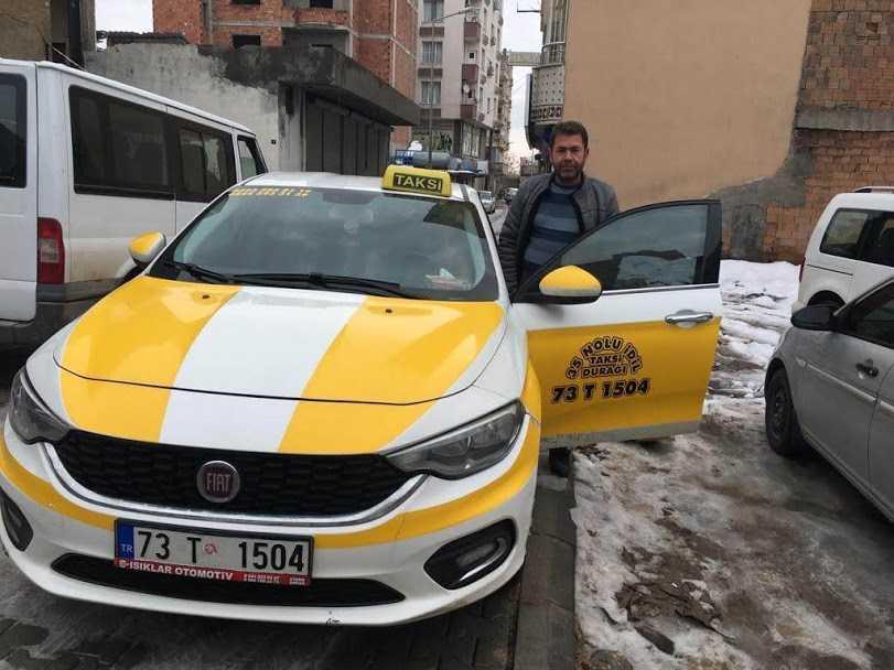 İdil Taksi Zeki Teymurtaş