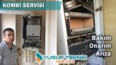 Yusuf Teknik Kombi Klima Su Kaçağı Tespit Tıkanıklık Açma