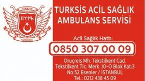 Türksis Ambulans