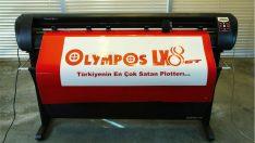 Olympos lx8 plotter folyo kesici makineleri